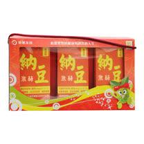 《珍果》高活性納豆精華膠囊 3入禮盒組