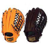ZETT 高級硬式金標全指棒球手套 BPGT-127