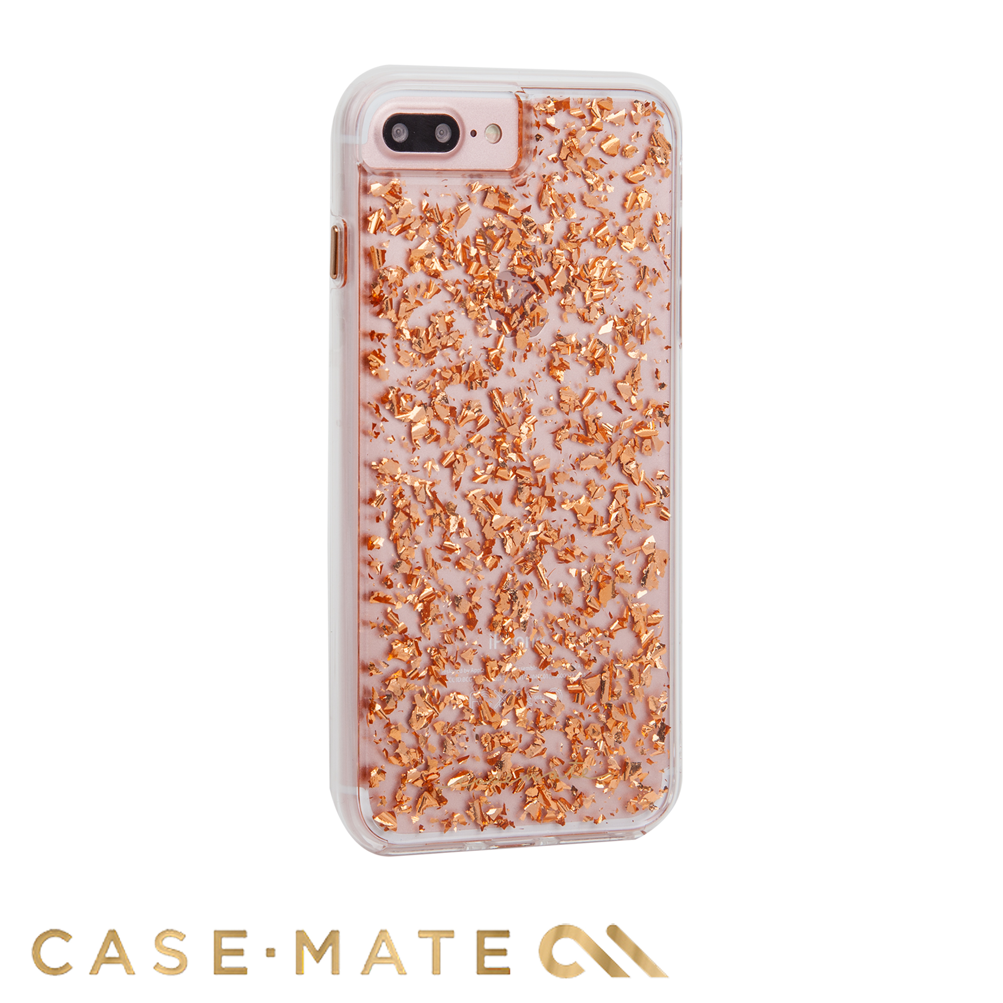 美國 Case~Mate iPhone 8  7 系列 Rose Gold Karat 玫