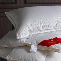 MONTAGUT 晶鑽 95%立體羽絨枕