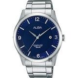 ALBA 時尚東京限定石英腕錶-藍/40mm VJ42-X204B(AS9C23X1)