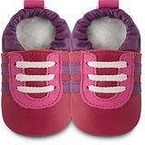 英國 shooshoos 健康無毒真皮手工鞋/學步鞋/嬰兒鞋_紅寶石_102779 (公司貨)