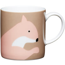 《KitchenCraft》濃縮咖啡杯(松鼠80ml)