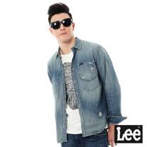 Lee Vintage Laundry  牛仔長袖襯衫