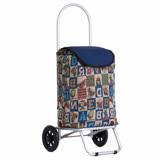 WEEY 加大靜音輪可拆輪設計 購物車 菜籃車 載運車(英文)29-023D7