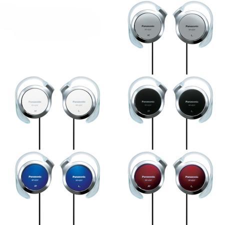 Panasonic超薄型立體聲耳掛式耳機RP-HZ47
