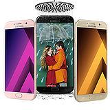 Samsung Galaxy A7 (2017)防水雙卡機(3G/32G版)-贈LINE造型背蓋+指環支架+奈米噴劑+奈米矽皂