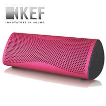 ▼限時促銷▼英國 KEF MUO 無線可攜式藍牙無線喇叭 桃色