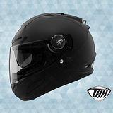 【THH TS-43A+ 素色】全罩式 安全帽│小帽體│雙層鏡片│另有加大款│全可拆內襯│機車