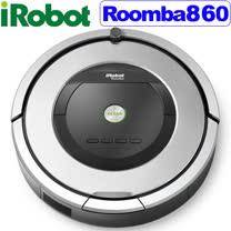 【全台最新2016/12/8製造03版軟體】美國iRobot第8代Roomba 860 銀白色鋼琴烤漆 公主級機器人掃地吸塵器