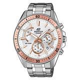 CASIO EDIFICE 超越極限計時賽車腕錶-EFR-552D-7AVUDF