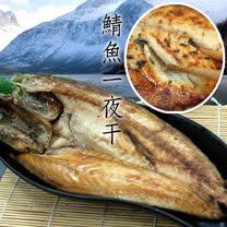 【築地一番鮮】挪威鯖魚一夜干5尾(380g/尾)免運組