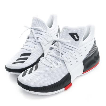 Adidas 女鞋  慢跑鞋 白黑 BW0535
