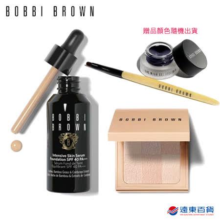 【原廠直營】BOBBI BROWN 芭比波朗 裸膚精華底妝組