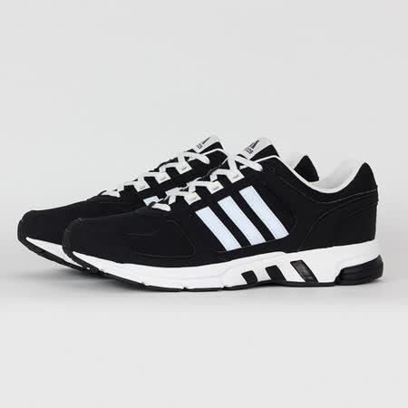 ADIDAS 男 EQUIPMENT 10 M 慢跑鞋 黑 BB8326