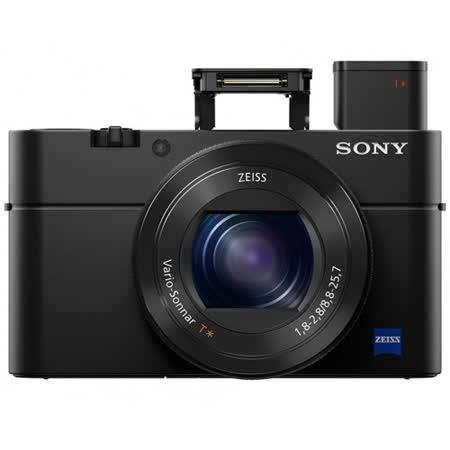 SONY RX100M4 (RX100IV) 專業高畫質類單眼數位相機(公司貨)-送64G 記憶卡+專用電池+座充+復古皮套+清潔組+保護貼+讀卡機+迷你腳架