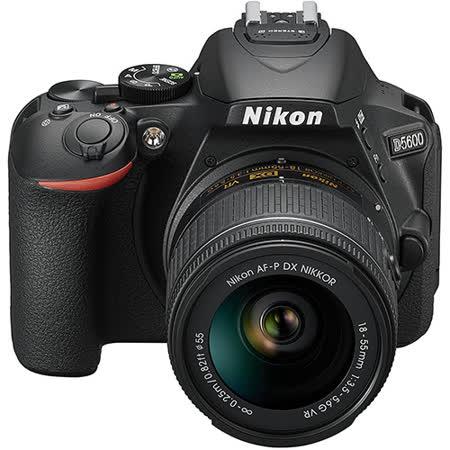 Nikon D5600 18-55mm 單鏡組(公司貨)-送32G 記憶卡+副廠電池+保護鏡+保護貼+清潔組