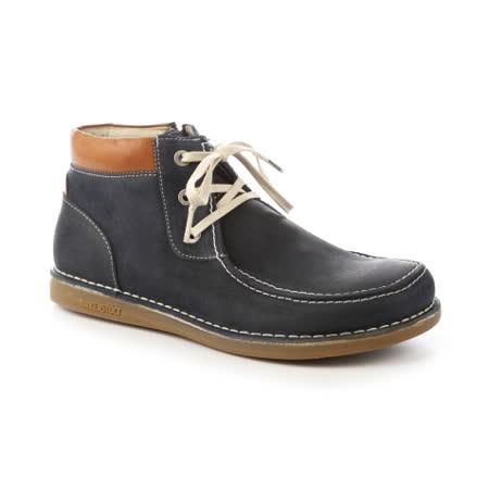勃肯BIRKENSTOCK 408781。PASADENA帕薩迪納 兒童長筒靴(深藍)