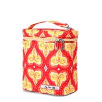 【美國JuJuBe媽咪包】FuelCell保溫保冷袋-Coral Kiss 熱帶珊瑚