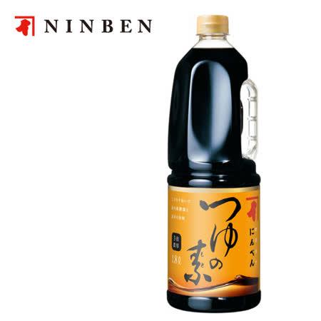 日本NINBEN銀貝-鰹魚露(3倍濃縮)1.8L