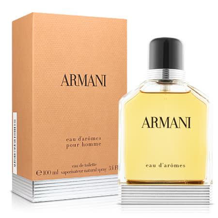 GIORGIO ARMANI 新Armani 绅士男性淡香水(100ml)
