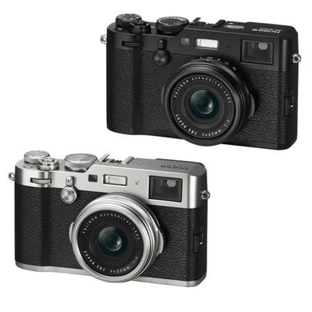 FUJIFILM X100F 大感光復古型類單眼相機(平輸中文).