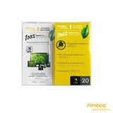 Antec 100% 天然螢幕清潔擦拭巾攜帶包40入