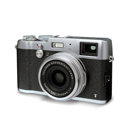 FUJIFILM X100T 數位相機*(中文平輸)-送多功能讀卡機+相機清潔組+硬式保護貼