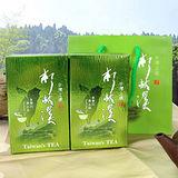 【醒茶莊】台灣上選杉林溪高山茶2入禮盒(附提袋x1)