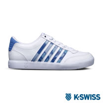 K-Swiss Court Lite CMF休閒運動鞋-男-白/藍/迷彩