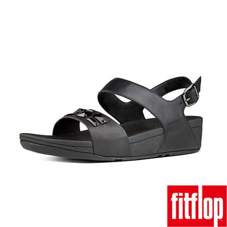 FitFlop™-(女款)SPARKLIE™ BACK STRAP SANDAL-黑