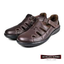【Achilles SORBO】輕量機能涼鞋/女鞋 咖啡(SRL2000-DBR)