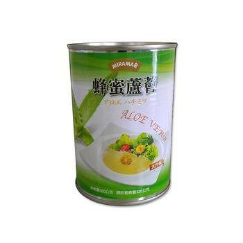 MIRAMAR 蜂蜜蘆薈(片狀) 560g10入