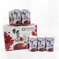 【台灣農漁會】3盒_屏東縣農會_紅豆湯(每盒12罐,每罐320g)(免運)