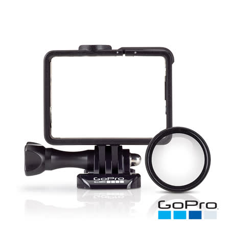 【GoPro】易拆式外框固定架 ANDFR-302 (忠欣公司貨)
