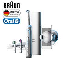 德國 百靈 Oral-B 歐樂B Genius9000 3D電動牙刷-璀璨白