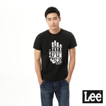 Lee Urban Riders 手掌印花短袖T恤