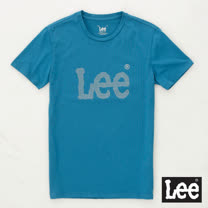 Lee 點狀印刷LOGOT恤