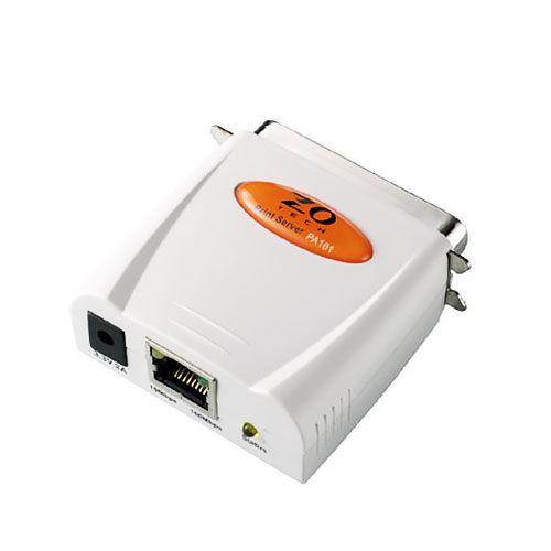零壹科技 ZOTECH PA101 高速平行埠印表伺服器