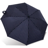 【rainstory】藍調粉點抗UV隨身自動傘
