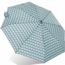 【rainstory】幾何繽紛抗UV隨身自動傘