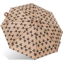 【rainstory】幾何塗鴉抗UV隨身自動傘