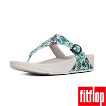 FitFlop™-(女款)ANNA SUI PRINTED SKINNY™-水藍色
