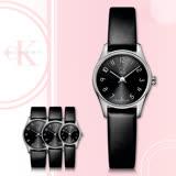 瑞士 Calvin Klein 極簡經典女錶(K4D231CX)