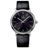 瑞士 Calvin Klein 品味優雅紳士錶 (K3W211C1)