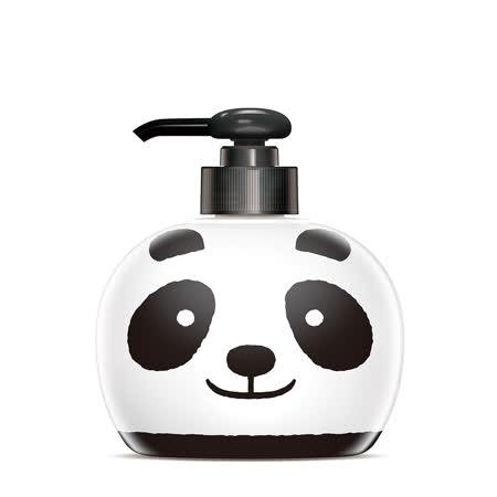 【快洁适】猫熊抑菌洗手乳 300ml