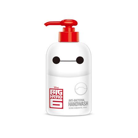 【快洁适】抗菌洗手乳-大英雄天团 300ml