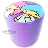 〔小禮堂〕雙子星 圓皮椅《粉紫.大臉》增添居家活潑可愛感