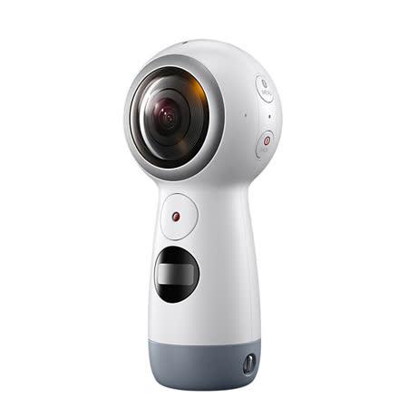 Samsung Gear 360 2017 環景攝影機 -(送Samsung原廠防水桶包+32G記憶卡+USB隨身燈)
