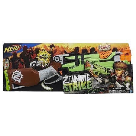 《 NERF 樂活打擊 》ELITE 系列 - 打擊者大獵槍